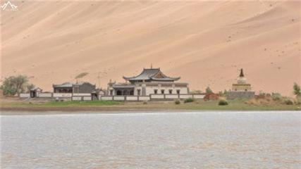 trekking inner mongolia