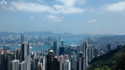 randonnée trek hong kong