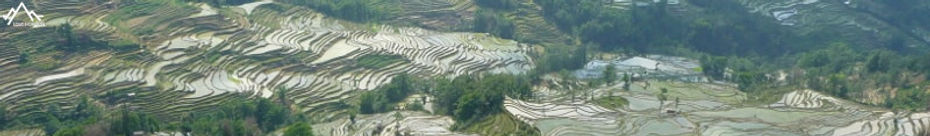 randonnée trek yunnan