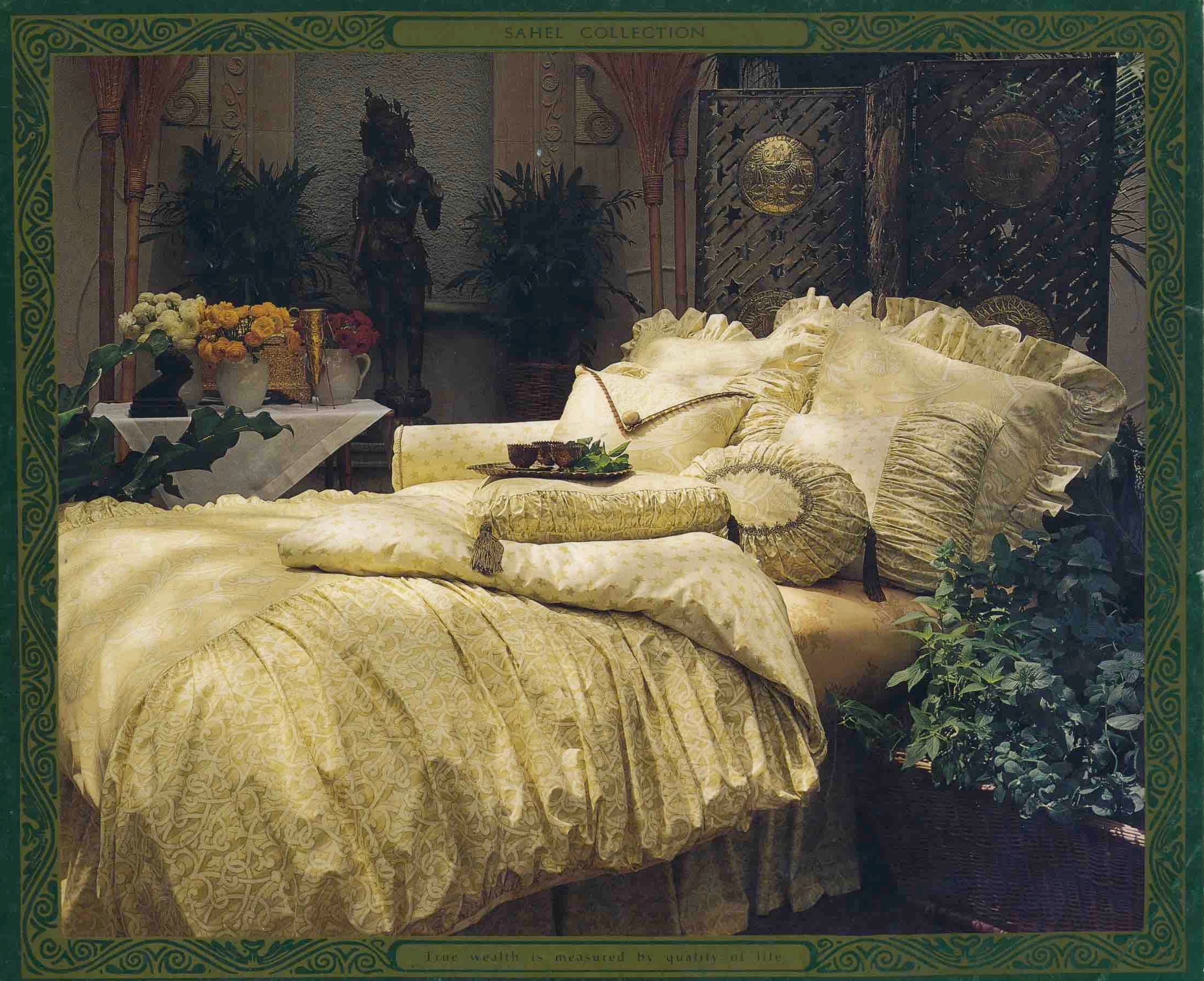 Sahel bedding