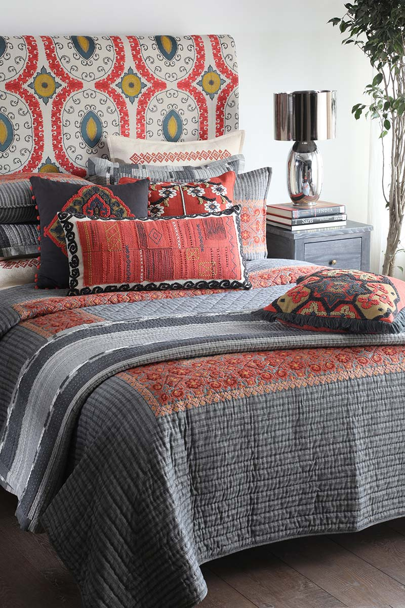 TURKMAN HANDLOOM BEDDING copy