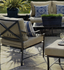 Outdoor  textile collection