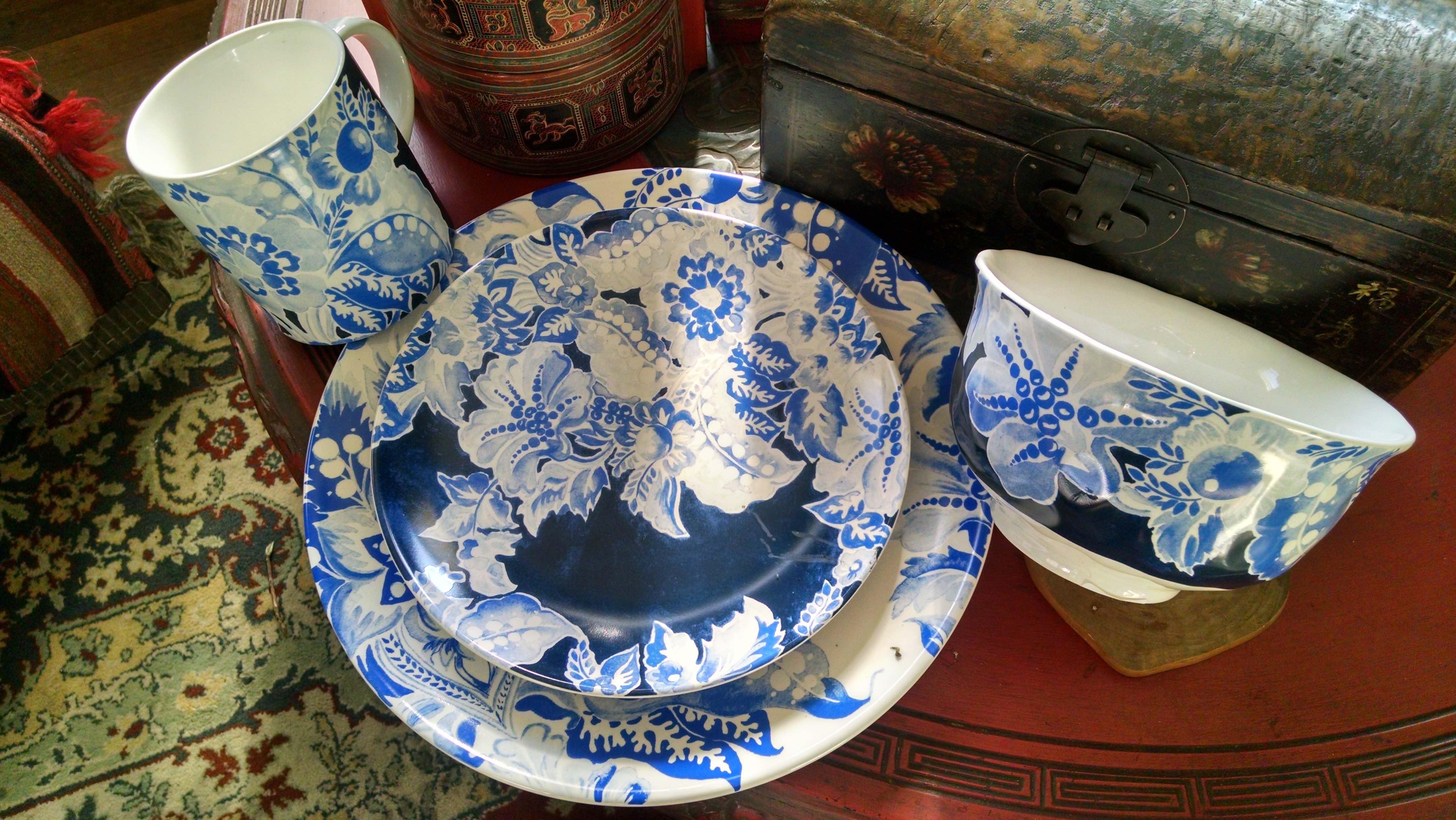 Blue Lyon samples