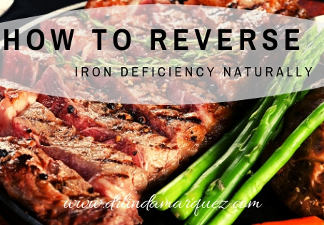 How to Reverse Iron Deficiency Naturally