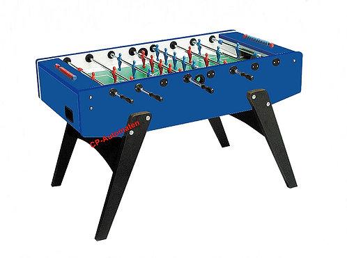 Garlando, G-2000 Blau, cp-automaten, C+P, Automaten, CP, Töggeli, Kicker, Fussballtisch, Tischfussball, Baby-Foot.