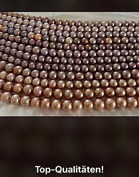 Perlenkette, top-qualität