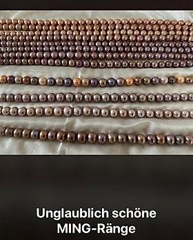 Ming-Perlen, perlenunikate.ch