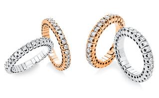 flexible diamantringe perlenunikate.ch karin müller