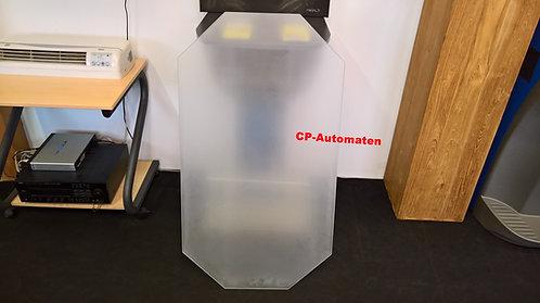 Garlando Glasspielfeld sandgestrahlt, cp-automaten, C+P, Automaten, CP, C+P Automatenhandel, Fussballkasten, Fussballtisch,