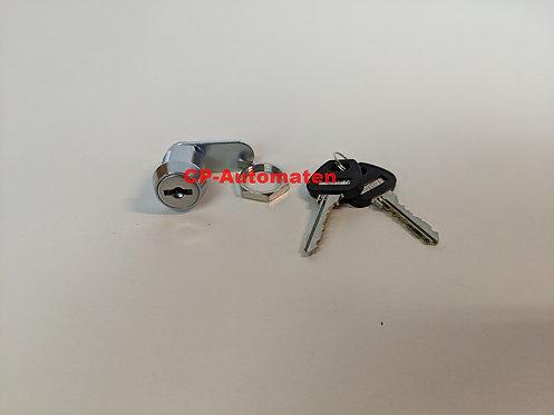 Zylinderschlossmit 2 Schlüssel, cp-automaten, C+P, Automaten, CP, Musikbox, Video Musicbox, MP3 Musicbox, Jukebox, Mu