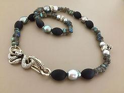 karin müller - männerschmuck - armband perlen