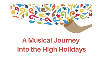 Musical Journey High Holidays