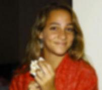 woman holds matza.jpg