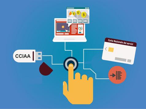 Obbligo dotazione smart card per nuova procedura CCIAA
