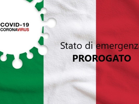 Prorogato lo stato di emergenza