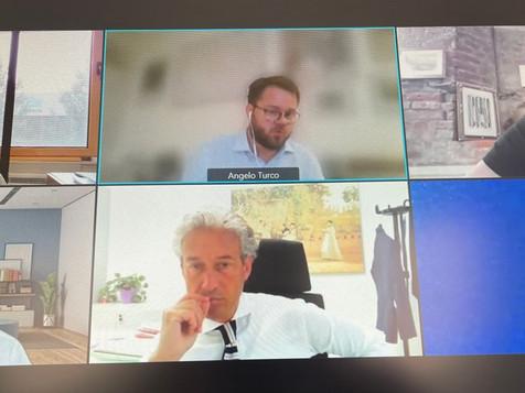 Confartigianato Milano incontra il Pres. della Commissione Cultura Angelo Turco