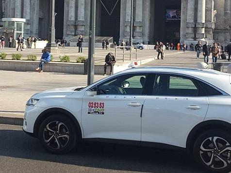 TAXI - Chiusura dell'Ufficio Autopubbliche di via Messina per trasloco in nuova sede