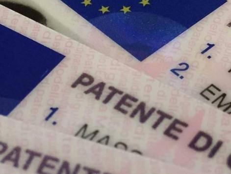 Aggiornate le scadenze delle patenti di Guida
