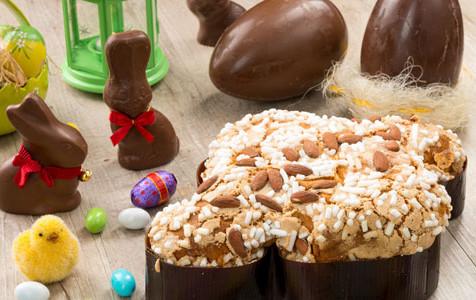Non solo uova e colombe:  a Pasqua vince la tradizione regionale con 150 specialità tipiche