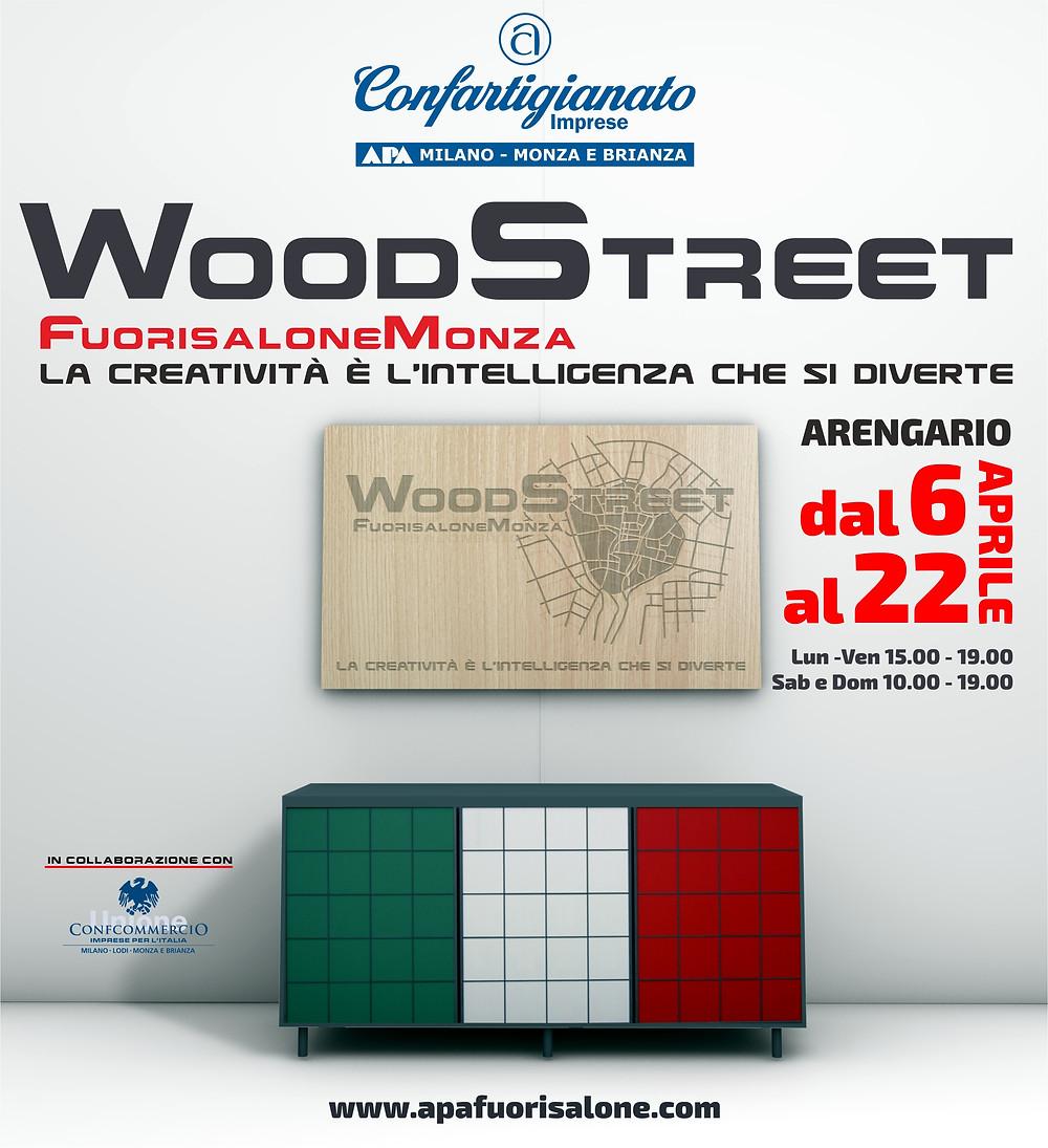 woodstreet fuorisalone monza 2019