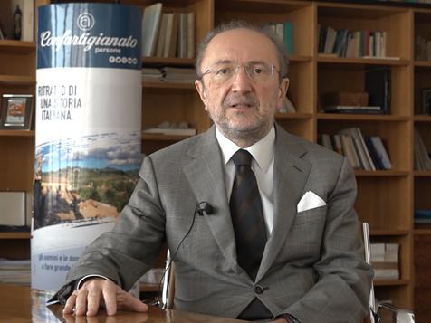 Vaccini in azienda la posizione di Enrico Brambilla, Segretario generale