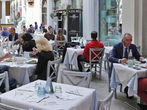 ALIMENTARISTI: Nuove disposizioni in materia di ristorazione in zona bianca