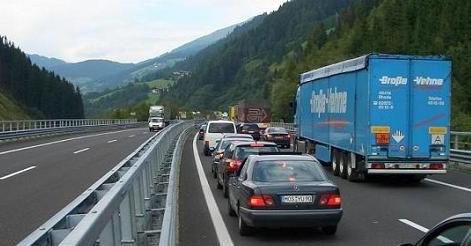 TRASPORTO - Viabilità Italia - Al via il piano per l'estate