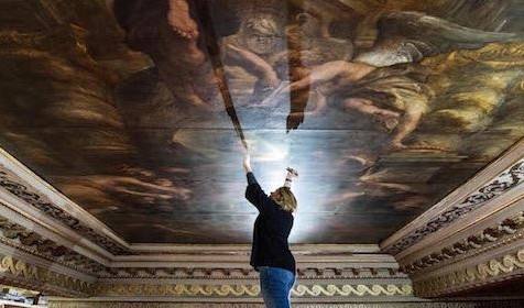 Restauro e valorizzazione del patrimonio culturale per maggiore attrazione turistica: 43% degli arri