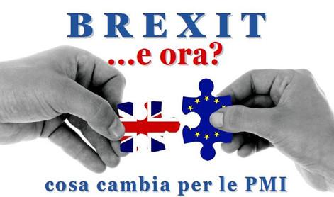 """Formazione: il 4 febbraio il Webinar """"Brexit...e ora? Cosa cambia per le PMI"""""""