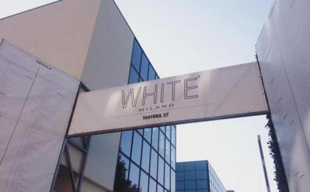 MODA - Partecipazione al salone WHITE - Contemporary per la moda donna
