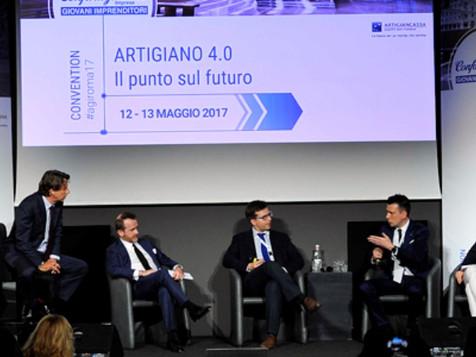 I giovani imprenditori di Confartigianato scrivono il futuro dell'artigianato italiano