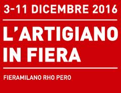 Partecipa con Confartigianato alla 21esima edizione dell'Artigiano in Fiera