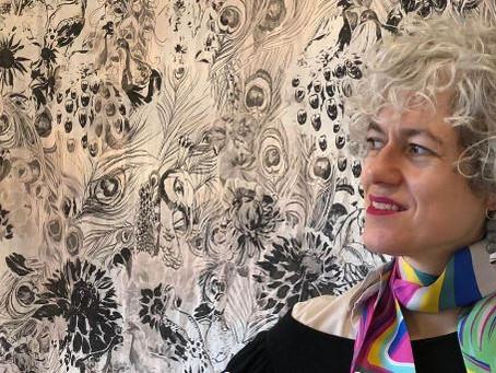 STEPHANIE SCHENCK Designer Tessile