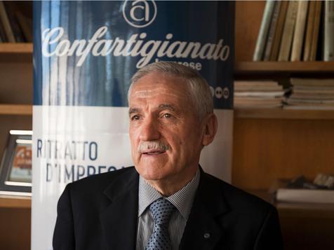 Giovanni Barzaghi confermato presidente per un nuovo mandato
