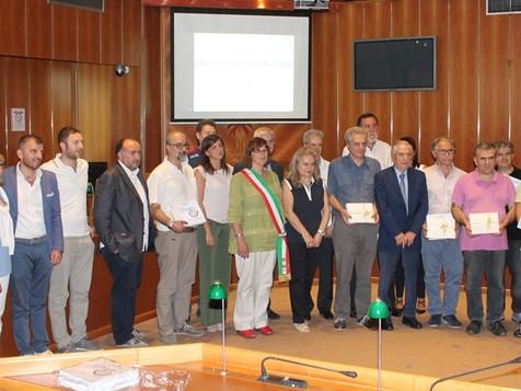 LISSONE - Il sindaco incontra le imprese premiate di Brianza Economica