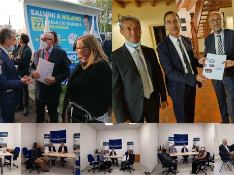 Confartigianato Milano dialoga con i candidati ai 9 Municipi