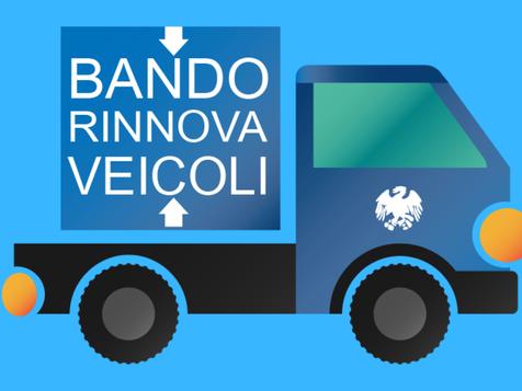 Bando Rinnova Veicoli 2019-20: aperta la lista d'attesa