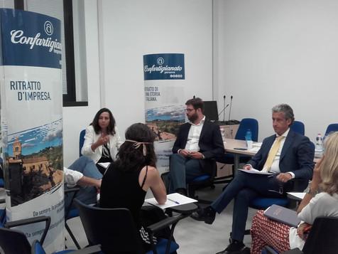 Fondo di Mutuo Soccorso APA Confartigianato Milano incontra il consigliere comunale Filippo Barberis