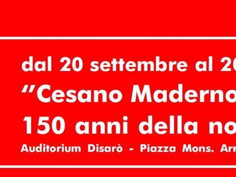 """Domenica in piazza Arrigoni l'inaugurazione della """"Seduta collettiva"""""""