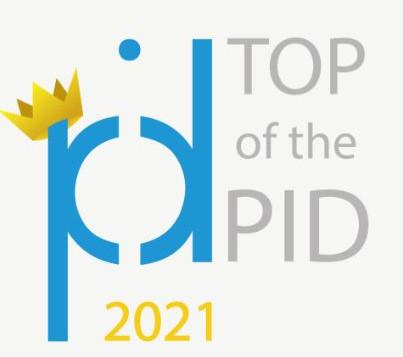 DIH - Premio Top of the PID 2021