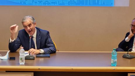 Si riparte: il nostro direttivo si riunisce in presenza con il Presidente nazionale Granelli