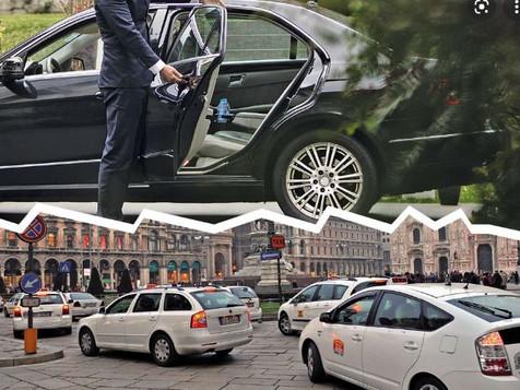 TRASPORTO  - Buoni taxi/Ncc per le persone più fragili e ristori per le imprese di trasporto persone