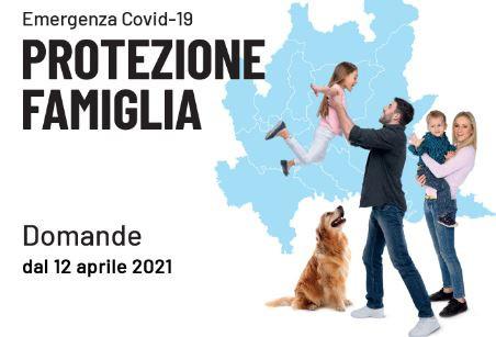 """REGIONE LOMBARDIA: bando protezione famiglia – EMERGENZA COVID 19""""- contributo di 500 euro"""