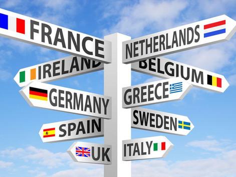 Aggiornamenti accesso e transito in paesi UE