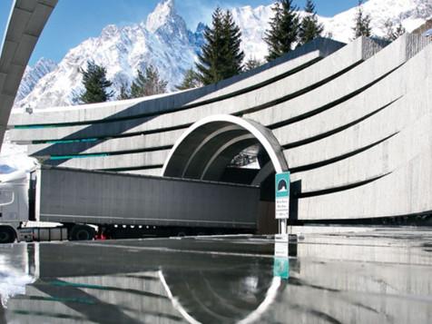 Autotrasporto: Interruzioni della circolazione sul traforo del Monte Bianco settimana 22-28 Febbraio
