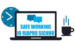 Bando Safe working - Io riapro sicuro: nuovi criteri per l'assegnazione dei contributi
