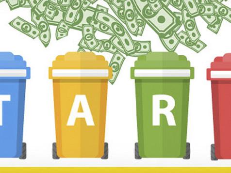 D.LGS 116/2020 Nuova classificazione dei rifiuti: gli effetti sulla tari