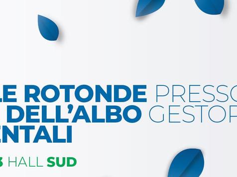 """Presenza istituzionale alla 24° edizione di """"ECOMONDO- The Green Techology Expo"""""""
