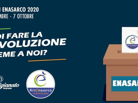 Rinnovo cariche Fondazione Enasarco. Le elezioni dal 24 settembre al 7 ottobre 2020