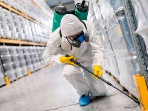 Sanificazione di strutture commerciali e abbigliamento per prevenire il contagio da Covid-19 nella c